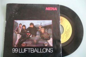 nena 99 luftballons musica cctm a noi piace leggere