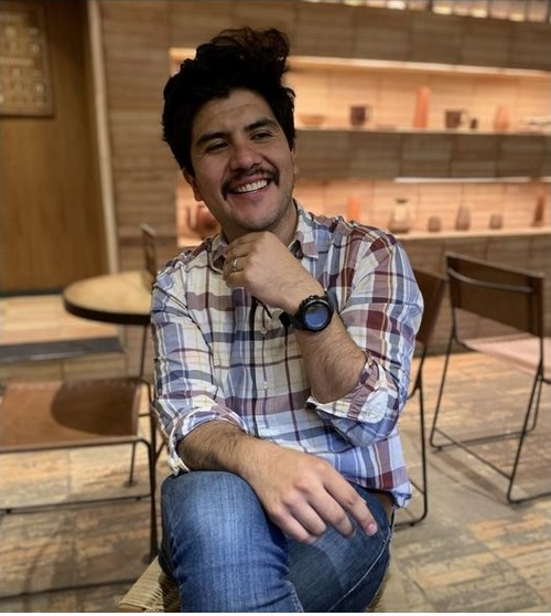 Daniel Miranda Terrés poesia mexico cctm a noi piace leggere abitudini