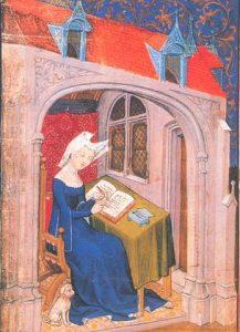 Christine de Pizan donne poesia femminismo cctm a noi piace leggere