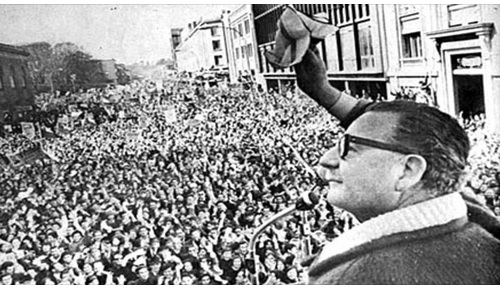Allende di Mario Benedetti uruguay poesia cctm a noi piace leggere