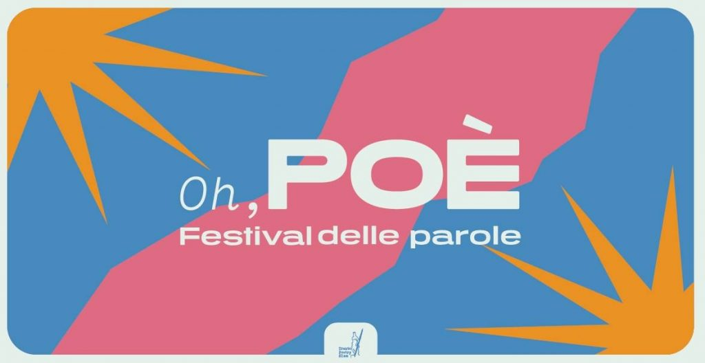 ci vediamo a trento il 4 settembre cctm an oi piace leggere Poè Festival