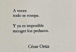 cesar ortiz espana poesia cctm a noi piace legger