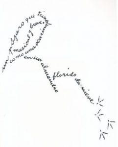 José Juan Tablada mexico calligramma cctm a noi piace leggere